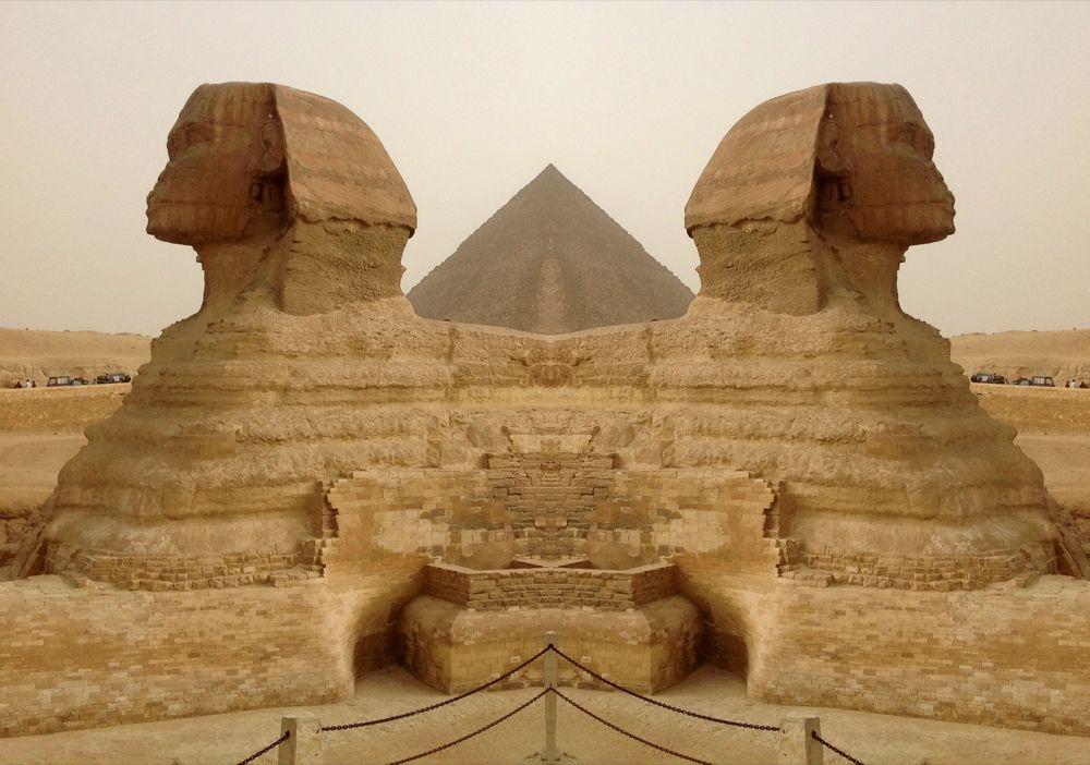 Exploring Egypt – Pyramids ofGiza